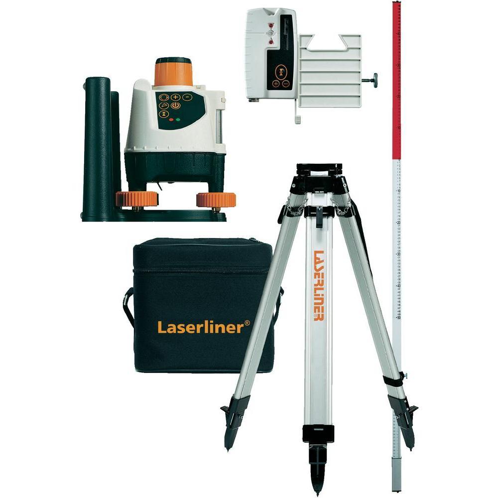 laserliner beamcontrol master 120 laser set met statief en. Black Bedroom Furniture Sets. Home Design Ideas