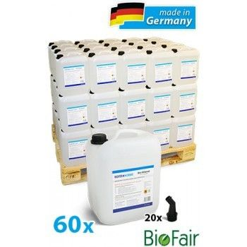 600 liter bio ethanol bioethanol 96 6 biobrandstof brandstof bundel van biofair voor van 947. Black Bedroom Furniture Sets. Home Design Ideas