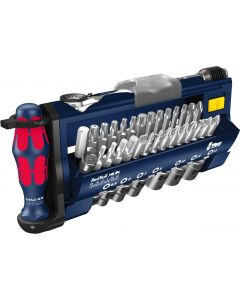 Wera 39-delige Tool-Check PLUS Red Bull Racing Bitset en doppenset 5227704001