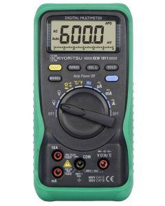 Kyoritsu 1011 Digitale Multimeter met Temperatuurmeting
