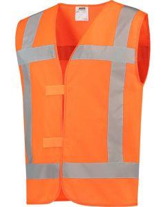 Tricorp Oranje Safety Vest V-RWS Maat M-4XL