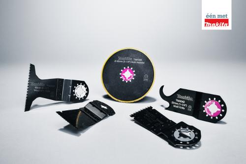 Makita accessoirepakket 4