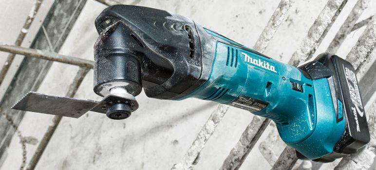 Makita specialized multitool