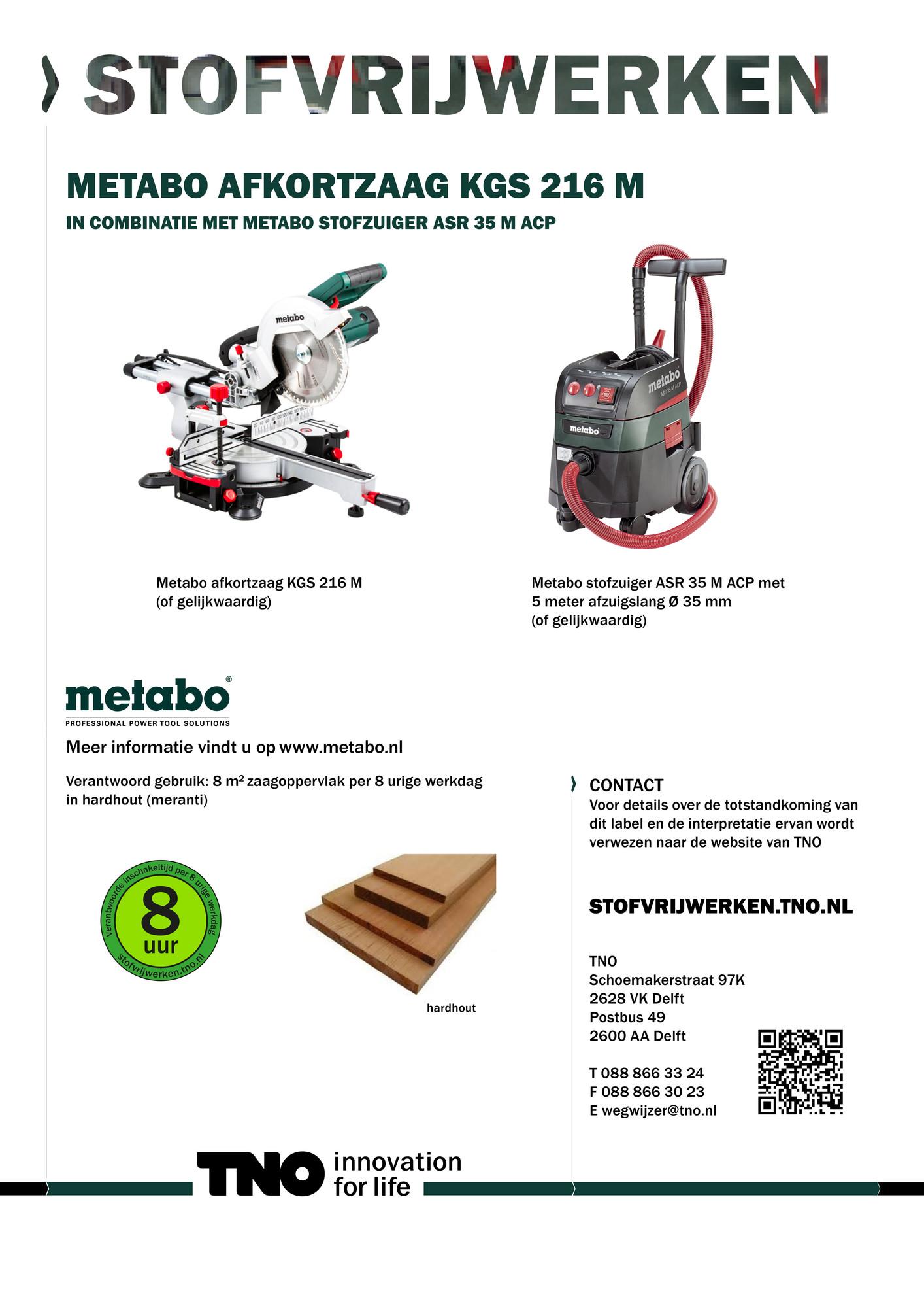 metabo ks18ltx216 afkortzaag 18v met 2 accu 39 s 619000650 voor 539 00 bij. Black Bedroom Furniture Sets. Home Design Ideas